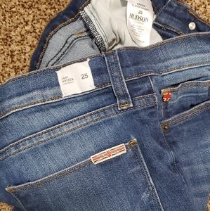 Hudson  Krista Super Skinny Jeans   Size 25  